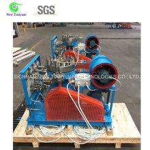 Compressor de diafragma de óxido nítrico sem compressor de membrana de gás