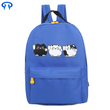 Cheap fashion university new canvas backpack