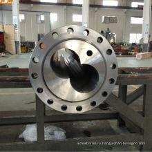 высокое качество биметаллические Твин ствол для Battenfeld экструдера