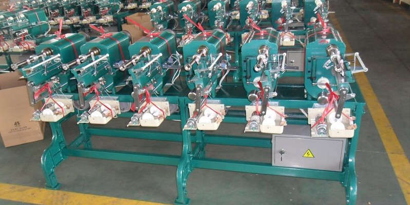 Fishing net Yarn Winder Machine