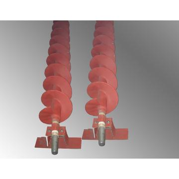 Chromium Carbide Overlay Screw Auger