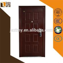 Steel swing door,safety door, iron security doors