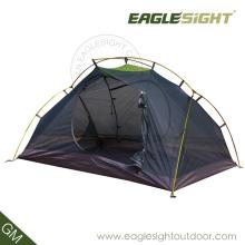 4 Saison 4 Männer Camping Light Zelt 2 Haut Ripstop