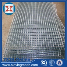 Galvanized Welded Wire Fence