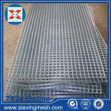 Galvanized Welded Wire Fence