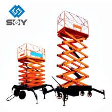 Heißer Verkauf-hohe Aufstiegs-Arbeitsbühne-hydraulisches Tabellen-Aufzugs-Gewicht