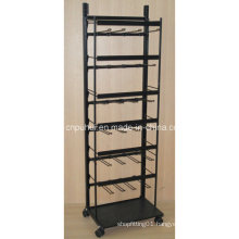 Adjustable Metal Stand Display (PHY3009)