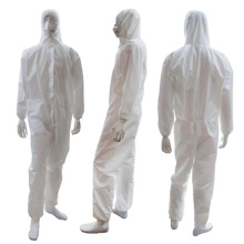 Disposable Work Clothes Isolation Protective Suit CE