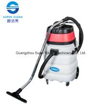 Aspirador húmedo y seco 90L - Depósito de plástico
