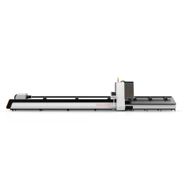 Open Profiles IPE Fiber Laser Cutting Machine