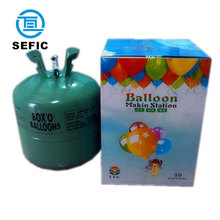 Disposable Helium Cylinder for Balloon China Original Aluminium Supplier Small Helium Gas 30/50LB Low