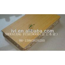 Melamina económica fábrica de tableros de madera FSC