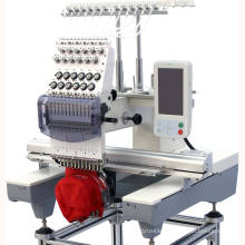 2016 New Commercial Flat & Garments & Cap Computerize Embroidery Machine