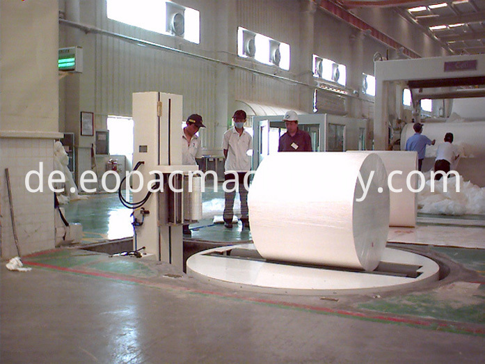 Cylindrical Object Packaging Machine