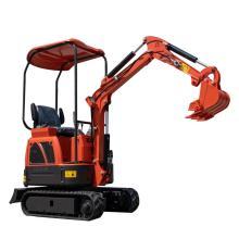 1,2 Tonnen Mini-Raupenbagger XN12 zu verkaufen