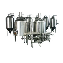 DIY home beer brewing equipment microbrewery 100L 50L