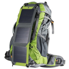 ECEEN Free sample waterproof nylon camping SOLAR bag for outdoor sport , Photo sport backpack