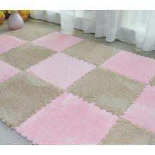 Best selling baby play mat eva plush mat supply