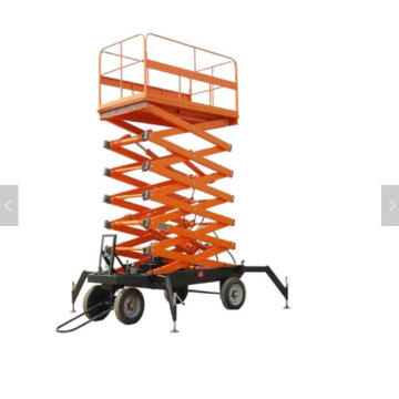Remote control electric Hydraulic Scissor lifting platform