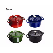 Mini casserole / cocotte en fonte