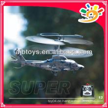 Rc Hubschrauber Spielzeug Modell Heli Fabrik mit Infrarot Kreisel 3 Kanäle