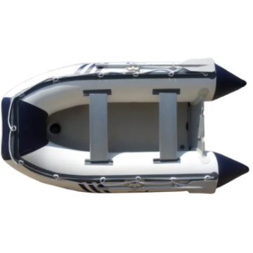 PVC rescue boat 3.8m length China inflatable fishing boat