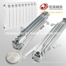 China Uno de los mejores moldes de aluminio de la cavidad del radiador bimetálico de la calidad dos