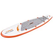 Schlauchboot Paddel Surfbrett aufzustehen