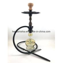Coolidge Style de qualité supérieure Wood Nargile Smoking Pipe Shisha Hookah