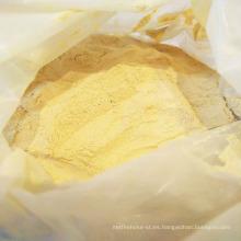 Polvo de polvo de extintor de MSDS / polvo químico seco de ABC / polvo ABC 40%