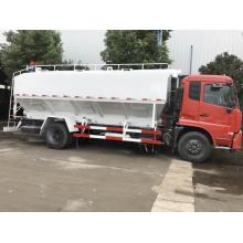 10 toneladas de transporte de ração a granel para fazendas de gado