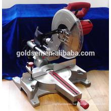 "1900W 15A 305mm Industrial Aluminium Cutting Machine Electric Power 12"" Slide Compound Miter Saw"