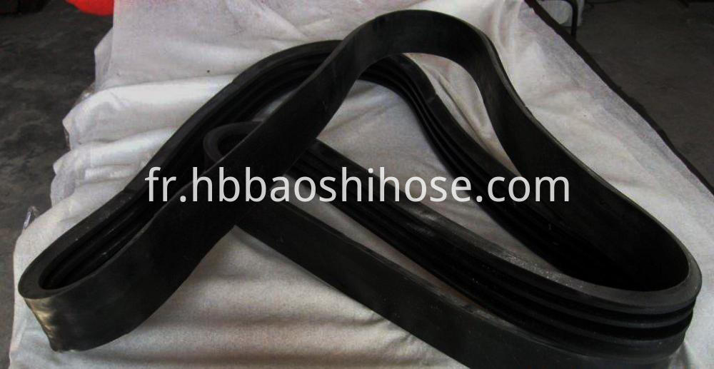 Combined Rubber V-belt