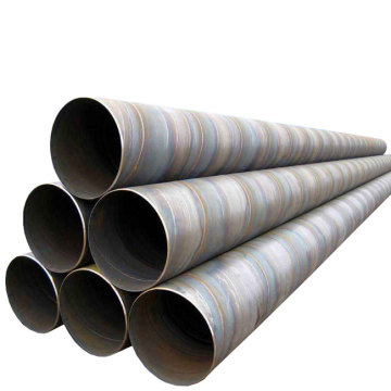 Spiral Erw Welded Steel Pipe