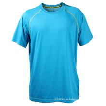 100 Baumwolle Basic Plain T-Shirt