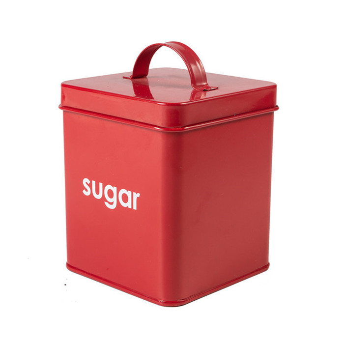 Kitchen Tea Sugar Coffee Canister