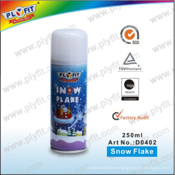 Artificial Snow Flake Flying Snow