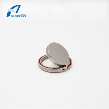 Simply Plain Unisex Metal Ring Phone Holder