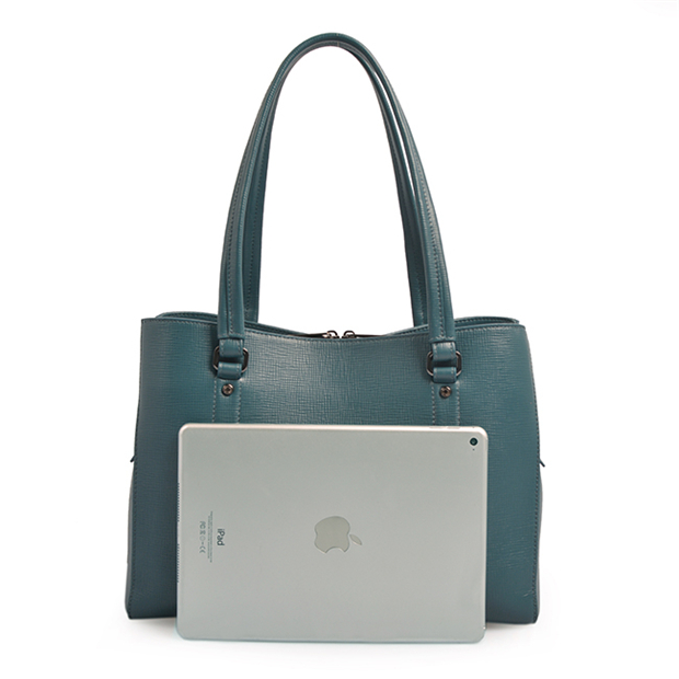 Classic Tote Bag for Daily Use Leather Shoulder Bag