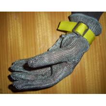 Резиновые перчатки из нержавеющей стали