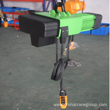 German Design 250kg European Electric Chain Hoist