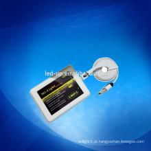 DC5V 500mA LED Controller Remoto Carregador USB pilhas AAA