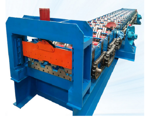 Decks Roll Forming Production Line