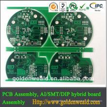 Haute qualité 4 Layer Industrial Control PCB Fabricant adulte flash jeu pcb