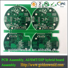 High Quality 4 Layer Industrial Control PCB Manufacturer adult flash game pcb