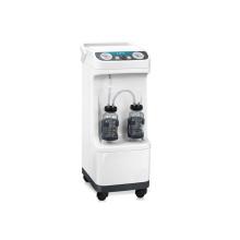 Móvil eléctrica aborto unidad de succión baja presión bajo vacío Ginecología aspirador (líquido amniótico) unidad de la succión (SC-LX-3)