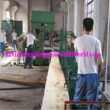"42"" Wood Cutting Machine CNC Automatic Log Band Saw Machine"