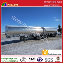 Interlink Super Link Fuel Double Tanks Trailer for Truck Tanker