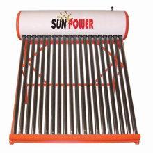 Chauffe-eau solaire sans pression (SP-470-58 / 1800-20-R)