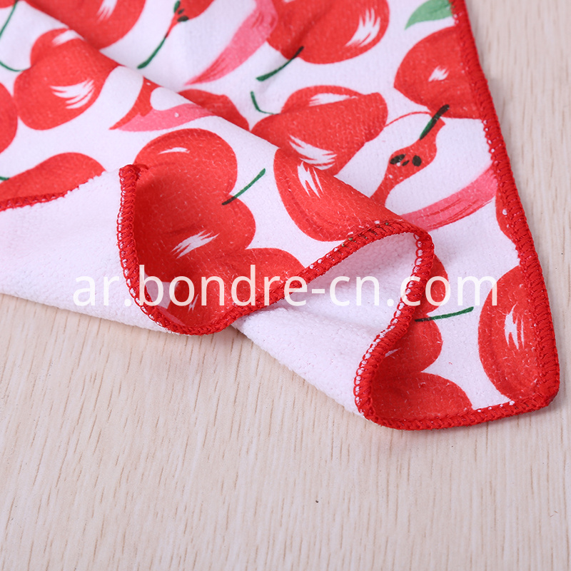 Kitchen Towel Printed 4pcs set (6)
